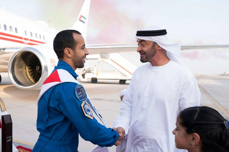 uae space frontiers tourism law
