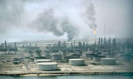 part polluter aramco saudi oil