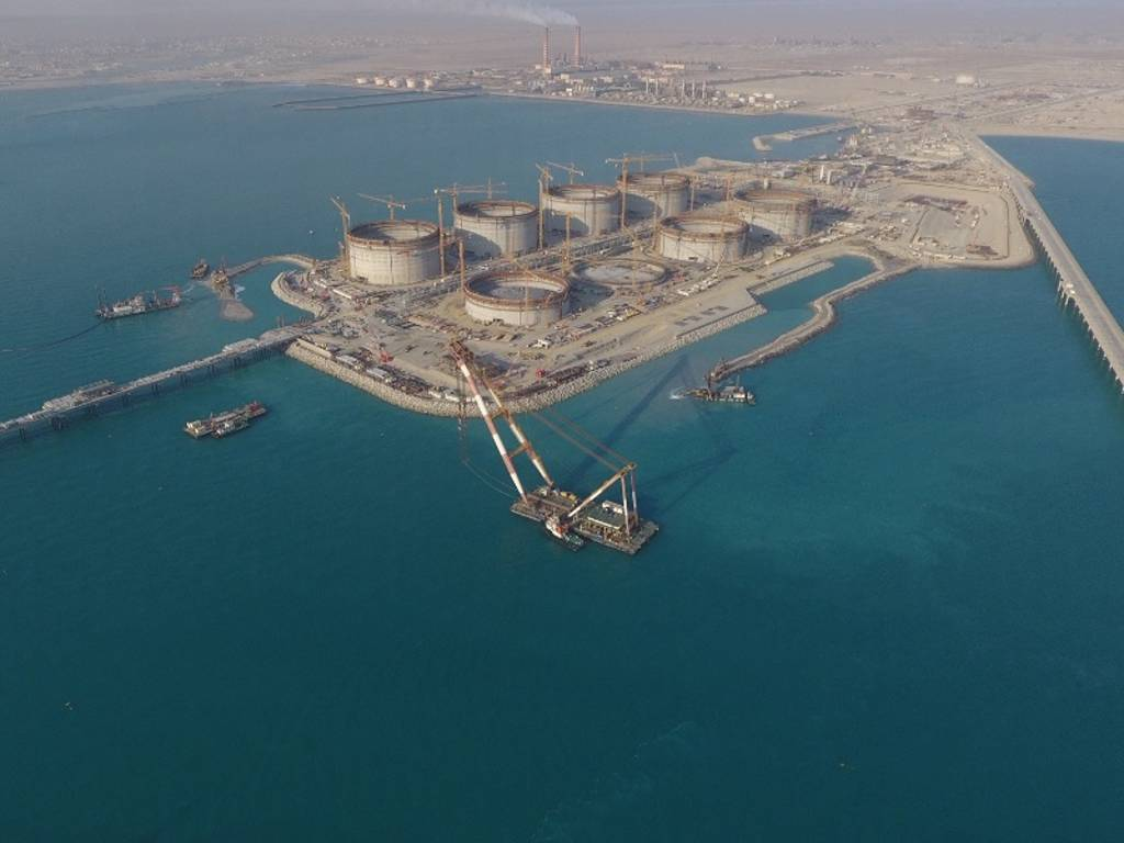 kuwait fluor american cooec module