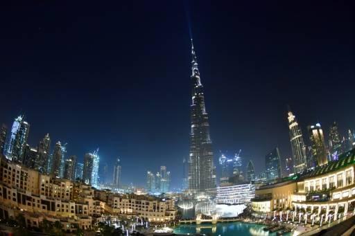 dubai saudi record spending flagging