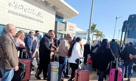 cairo jordan airport sphinx international