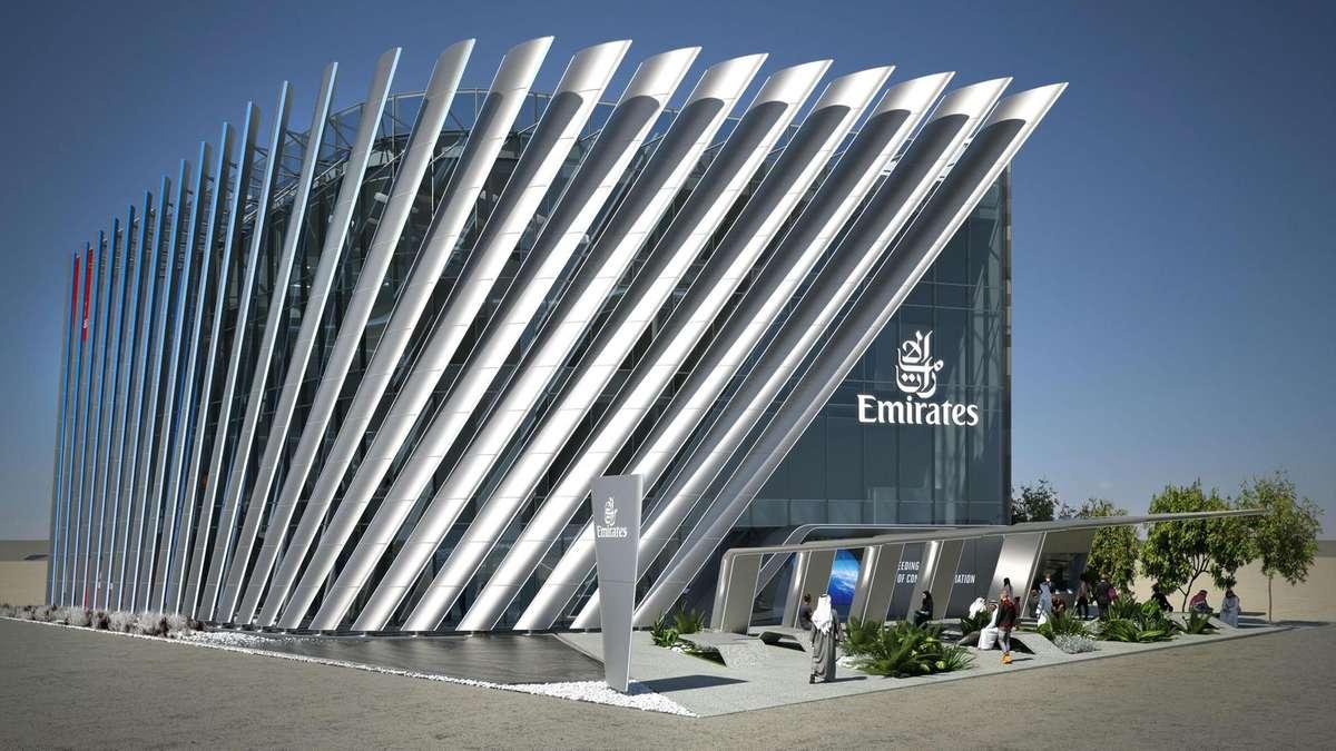 emirates outlook recalibration departing president