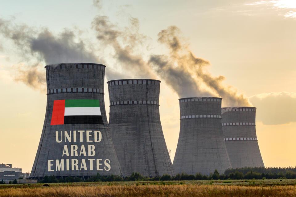 arab inaugurate world nuclear uae