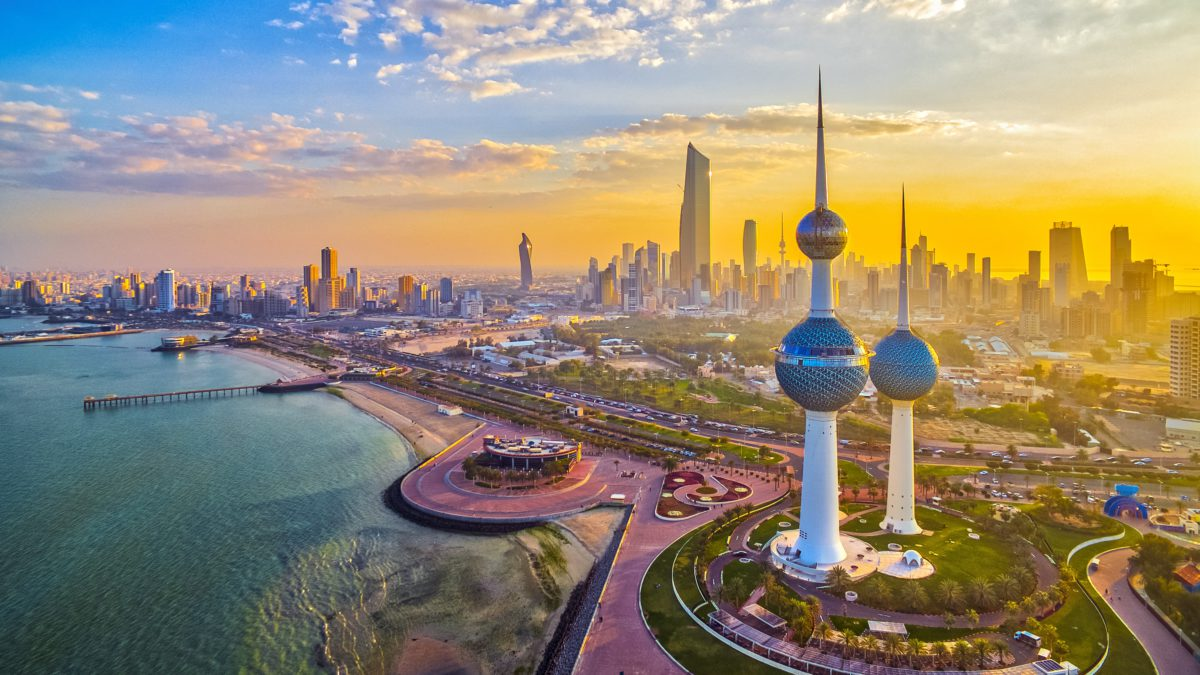 kuwait airport project commence