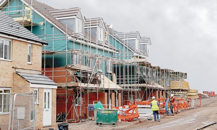 gulf british house growth cent