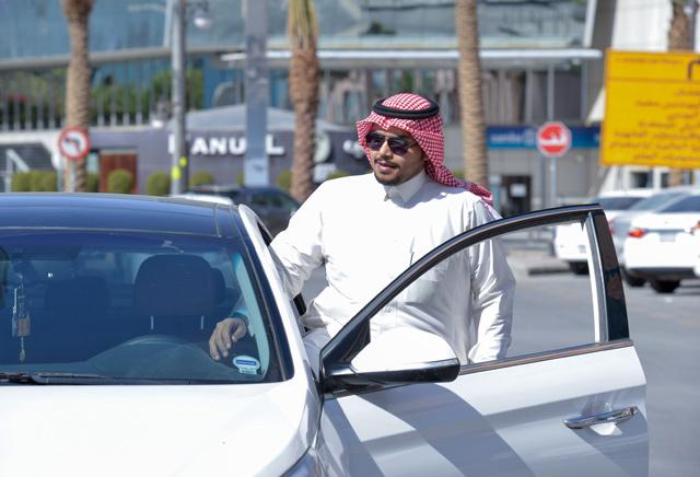 saudi jobseekers uber gear extra