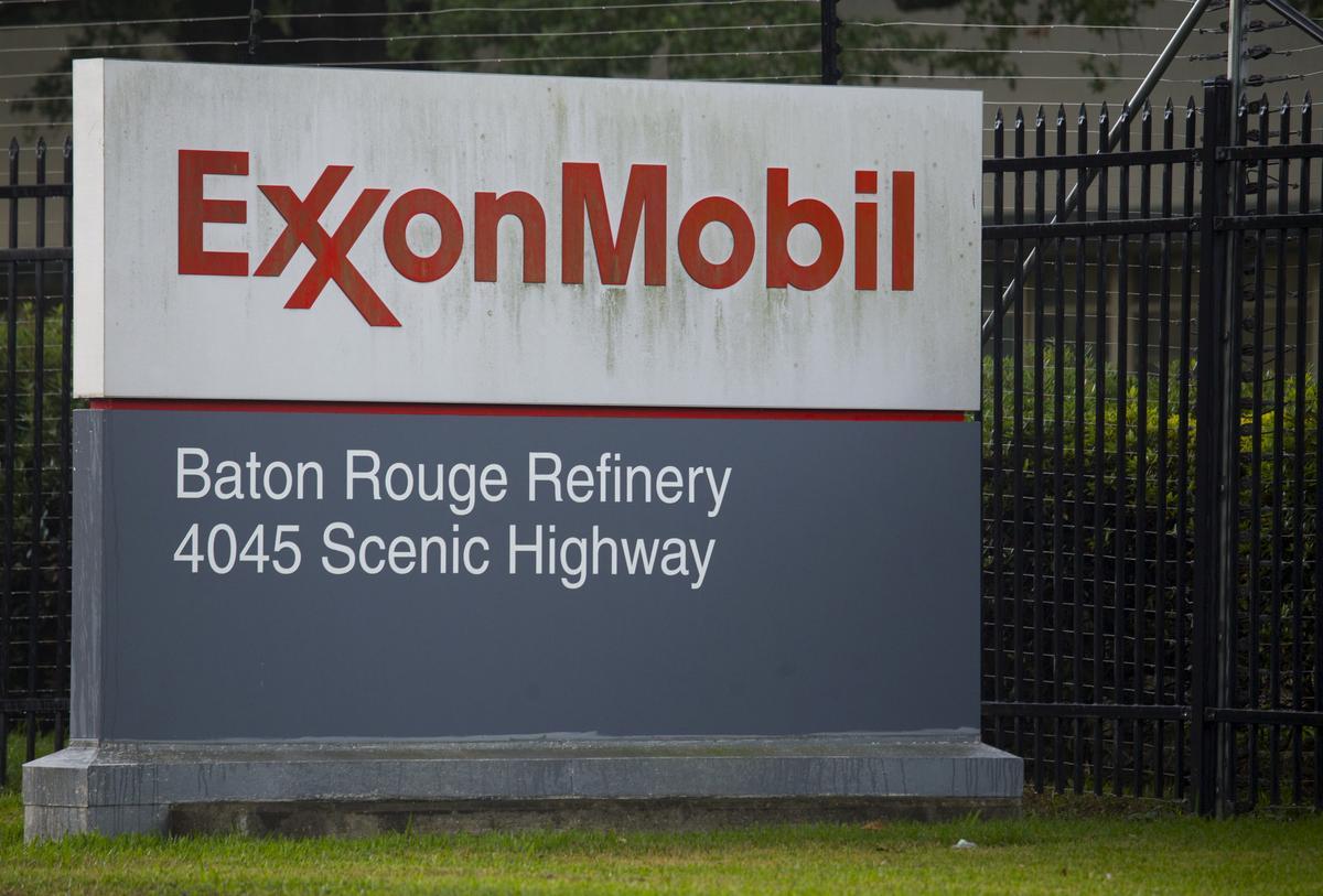 fire damage exxon units plantb