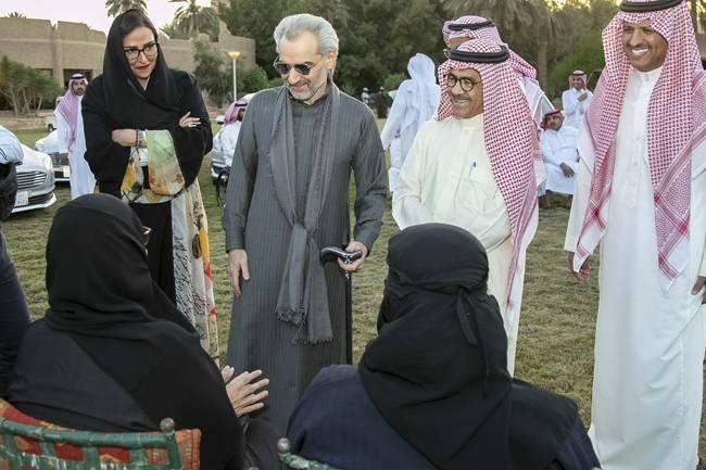 saudi alwaleed instalment philanthropies them