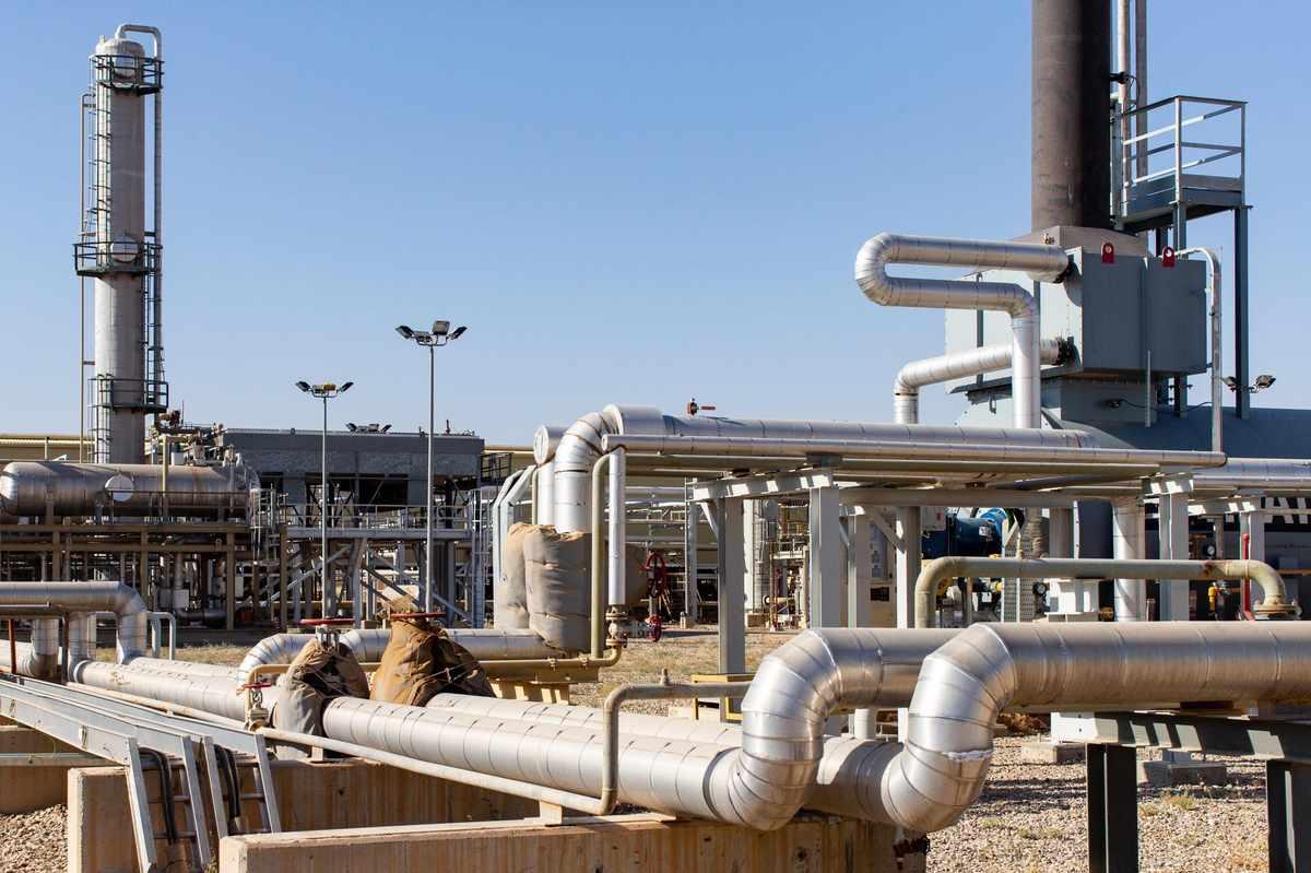 demerger upstream gas dana midstream