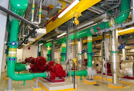 district cooling plant flow emicool