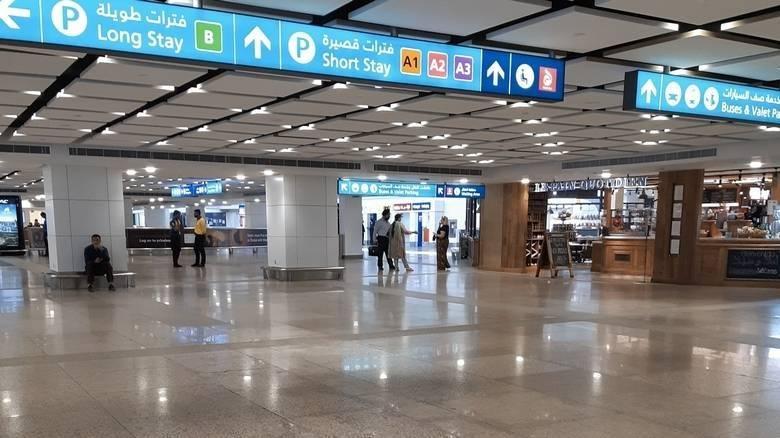 uae covid passenger transit flights
