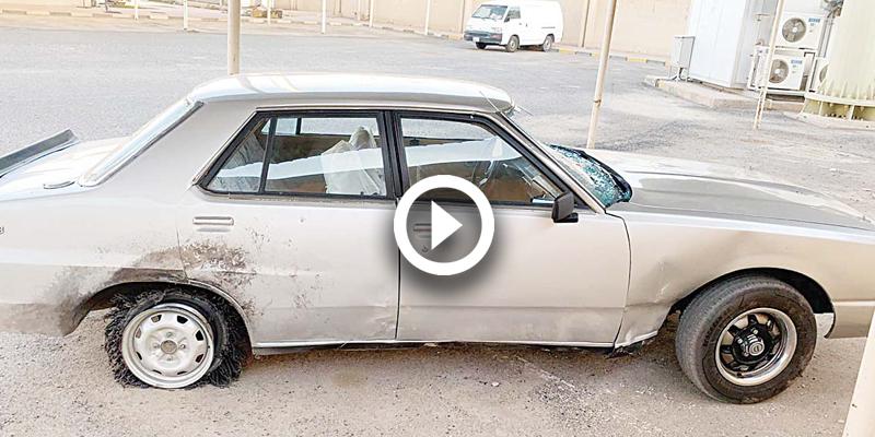 kuwait times drifter injures arab