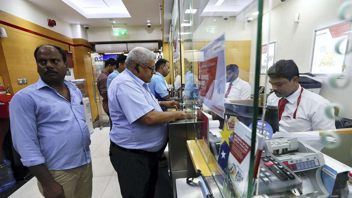 uae exchange branches services national