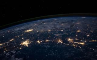 dubai electricity consumption earth bearth