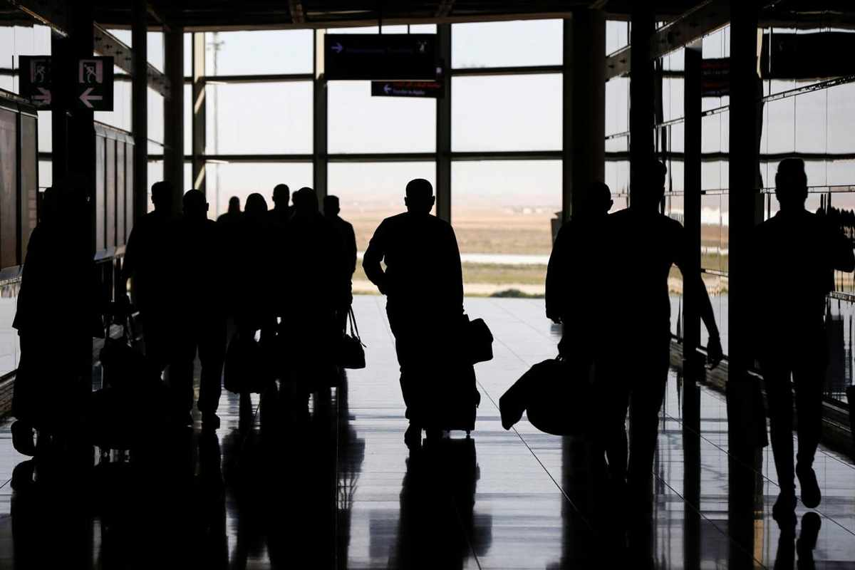 jordan qaia travel restrictions passenger