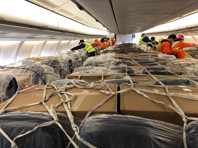 cargo coronavirus aviation world bpassenger
