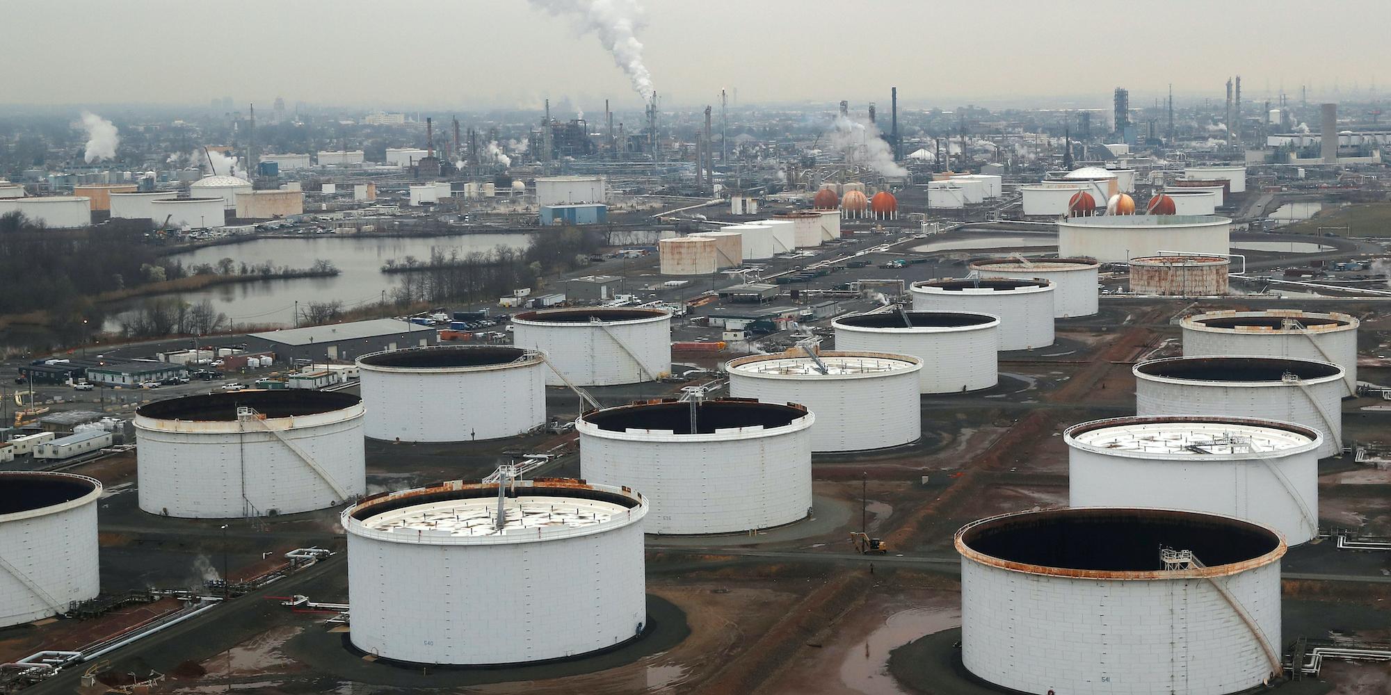 oil mid goldman sachs market