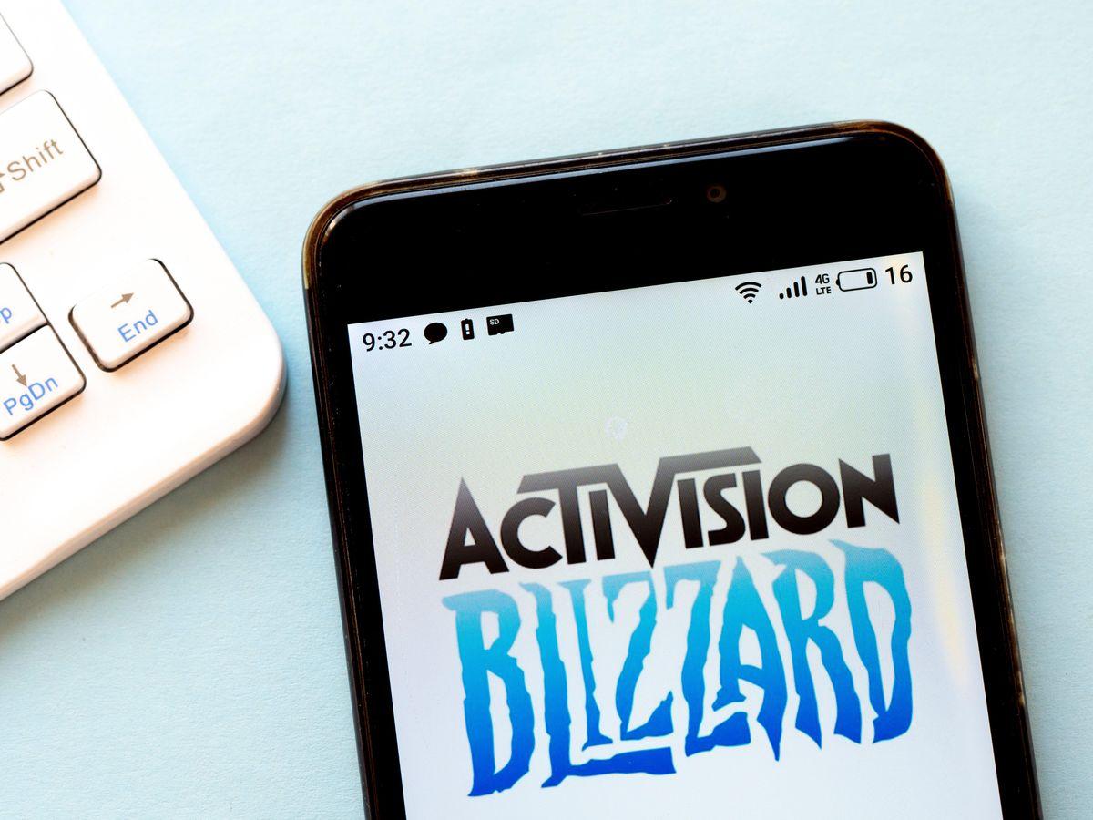 blizzard activision bactivision stockb vis