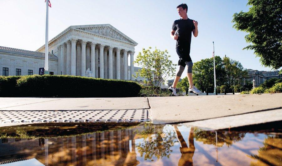 teleconference supreme cases court arguments