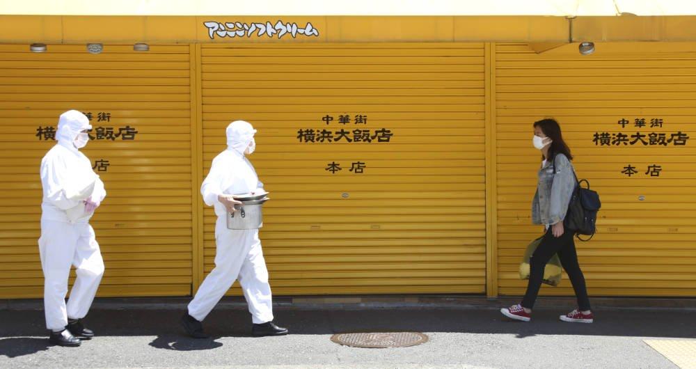 japan course deep recession bgreen