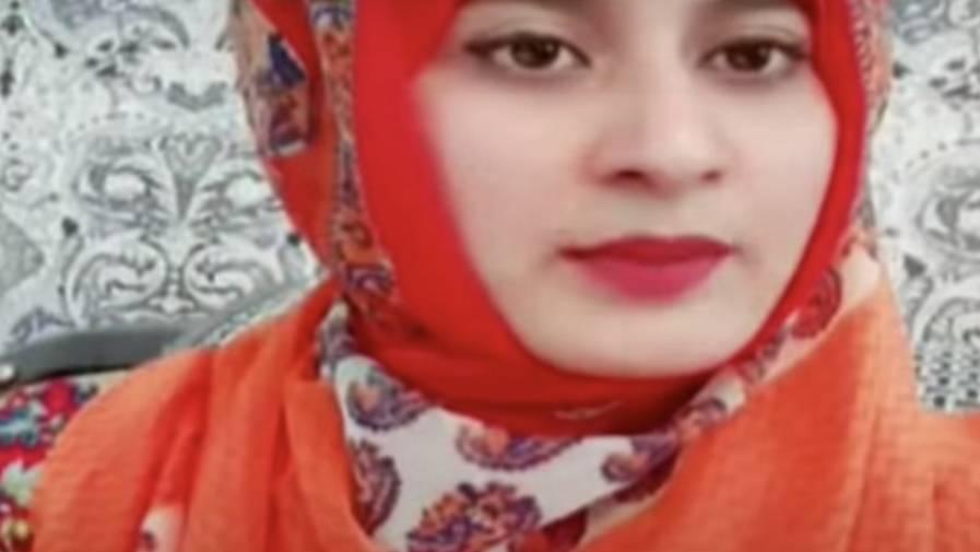 hostess lucky pakistan plane crash