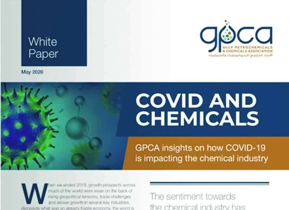 gcc saudi covid chemical industry