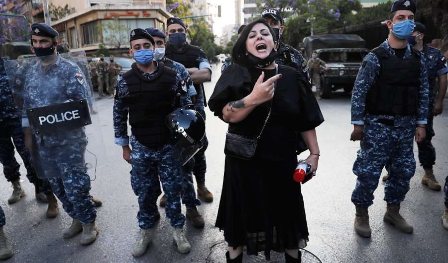arrests lebanese activists mediab lebanon