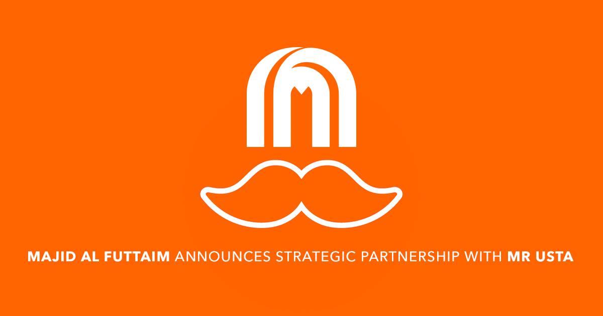 majid futtaim usta strategic partnership