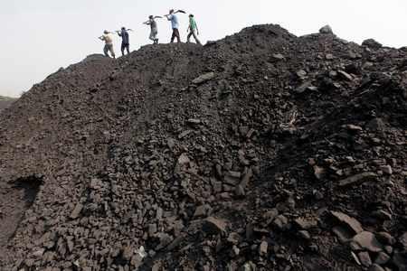 output official coal strike