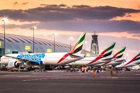 emirates aircraft viruses filter assures