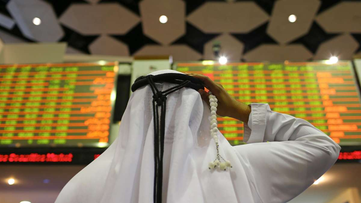 uae investors stock rebound tech