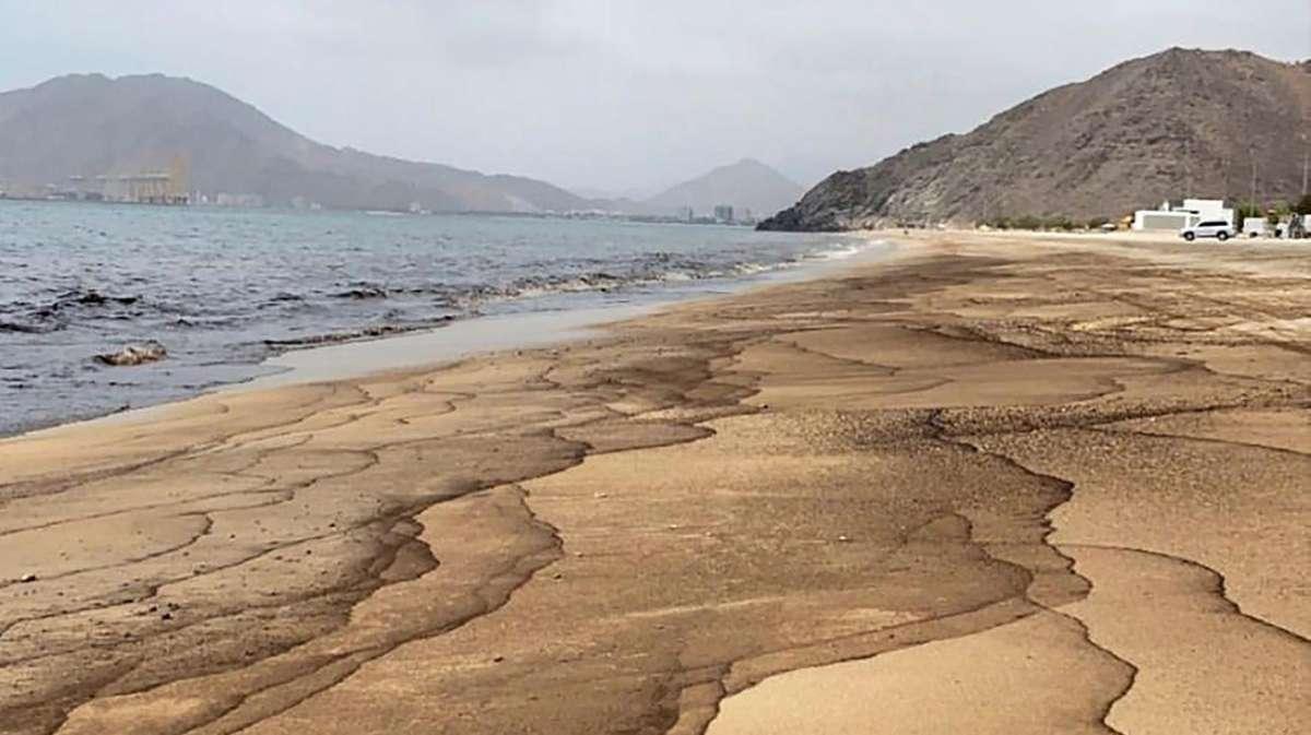 region oil spill