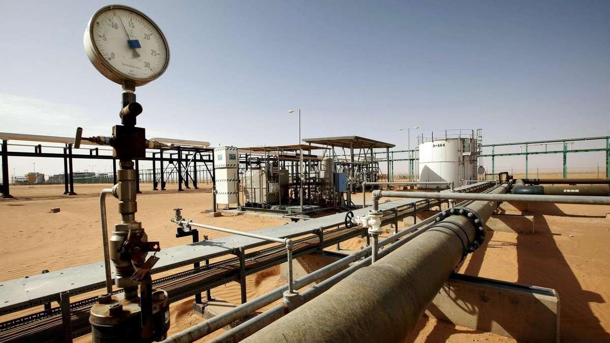 oil libya national majeure corporation