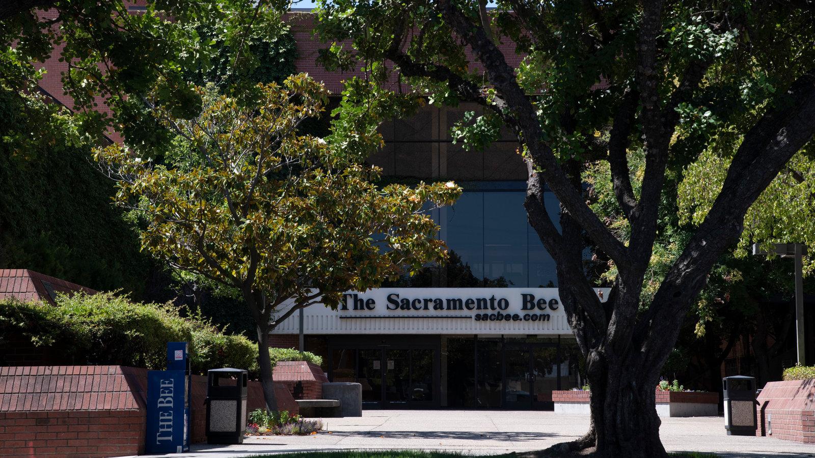 mcclatchy sacramento family publisher bee